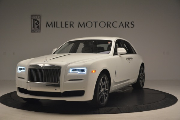 Used 2017 Rolls-Royce Ghost for sale Sold at Pagani of Greenwich in Greenwich CT 06830 1