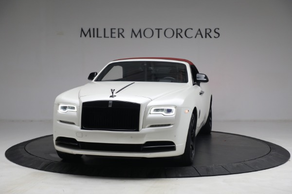 New 2017 Rolls-Royce Dawn for sale Sold at Pagani of Greenwich in Greenwich CT 06830 15