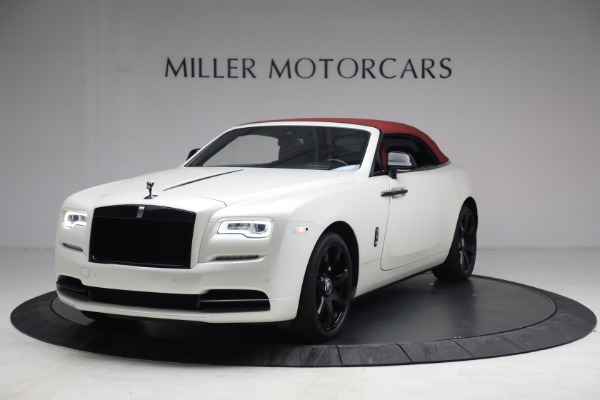New 2017 Rolls-Royce Dawn for sale Sold at Pagani of Greenwich in Greenwich CT 06830 16