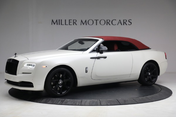 New 2017 Rolls-Royce Dawn for sale Sold at Pagani of Greenwich in Greenwich CT 06830 17