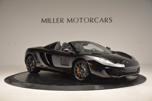 Used 2013 McLaren 12C Spider for sale Sold at Pagani of Greenwich in Greenwich CT 06830 10