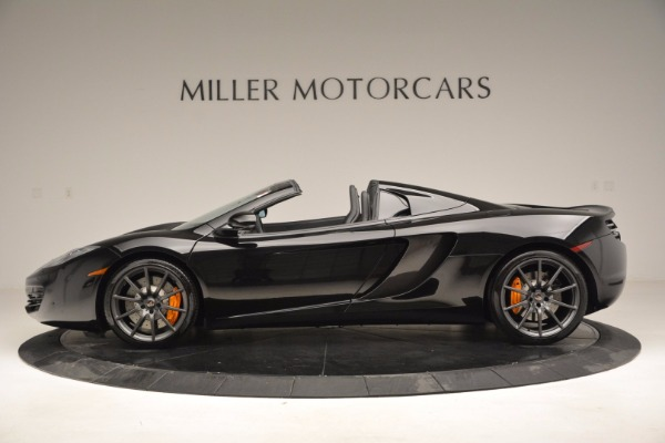 Used 2013 McLaren 12C Spider for sale Sold at Pagani of Greenwich in Greenwich CT 06830 3