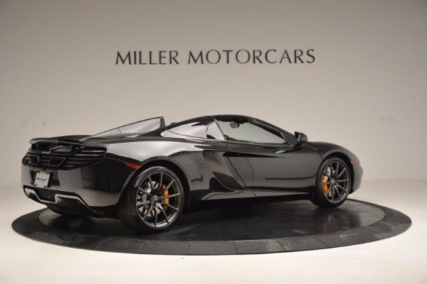 Used 2013 McLaren 12C Spider for sale Sold at Pagani of Greenwich in Greenwich CT 06830 8