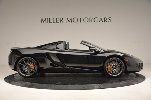 Used 2013 McLaren 12C Spider for sale Sold at Pagani of Greenwich in Greenwich CT 06830 9
