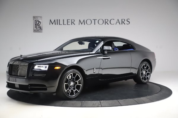 New 2017 Rolls-Royce Wraith Black Badge for sale Sold at Pagani of Greenwich in Greenwich CT 06830 3