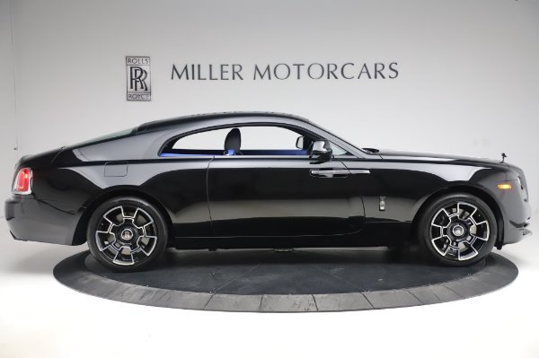 New 2017 Rolls-Royce Wraith Black Badge for sale Sold at Pagani of Greenwich in Greenwich CT 06830 8
