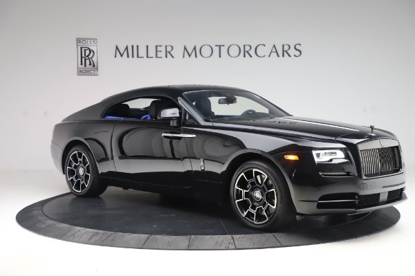 New 2017 Rolls-Royce Wraith Black Badge for sale Sold at Pagani of Greenwich in Greenwich CT 06830 9