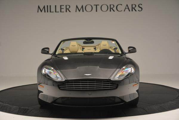 New 2016 Aston Martin DB9 GT Volante for sale Sold at Pagani of Greenwich in Greenwich CT 06830 12