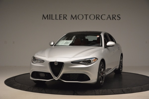 New 2017 Alfa Romeo Giulia Ti Q4 for sale Sold at Pagani of Greenwich in Greenwich CT 06830 2