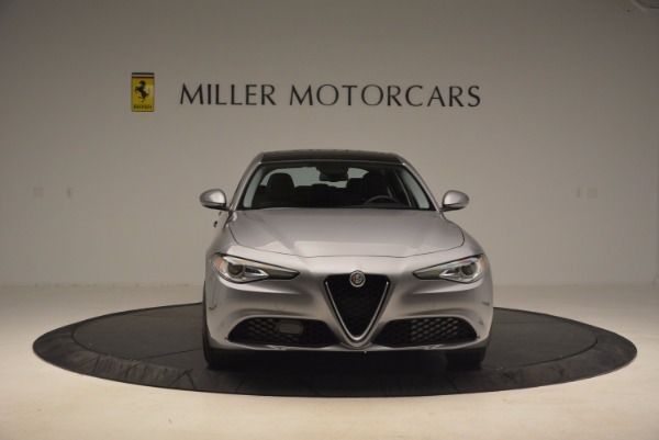 New 2017 Alfa Romeo Giulia Q4 for sale Sold at Pagani of Greenwich in Greenwich CT 06830 12