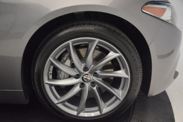 New 2017 Alfa Romeo Giulia Q4 for sale Sold at Pagani of Greenwich in Greenwich CT 06830 26
