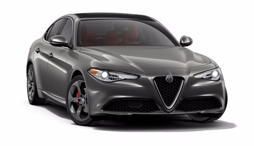 New 2017 Alfa Romeo Giulia Q4 for sale Sold at Pagani of Greenwich in Greenwich CT 06830 1