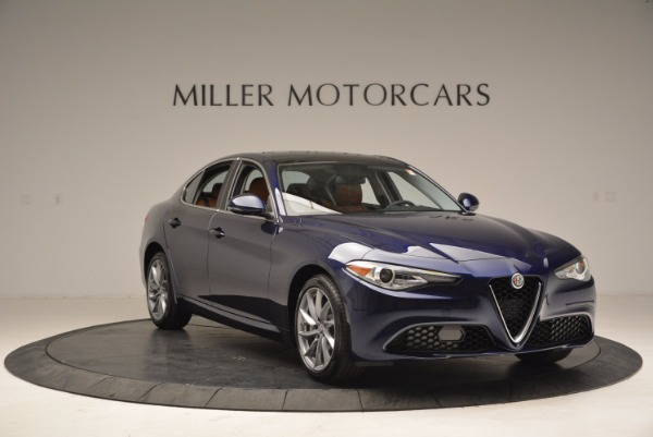 New 2017 Alfa Romeo Giulia Q4 for sale Sold at Pagani of Greenwich in Greenwich CT 06830 11