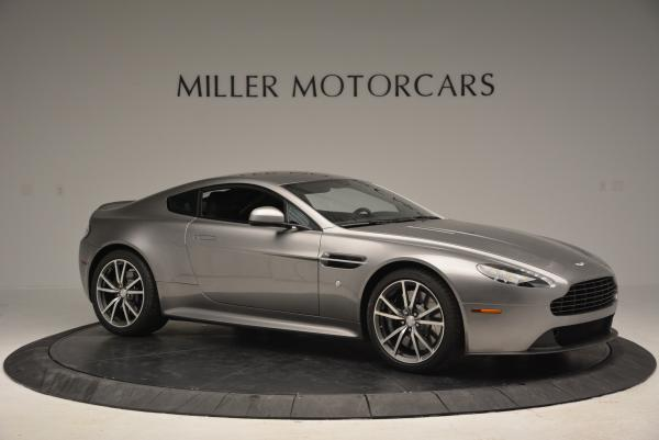 Used 2016 Aston Martin V8 Vantage GT Coupe for sale Sold at Pagani of Greenwich in Greenwich CT 06830 10