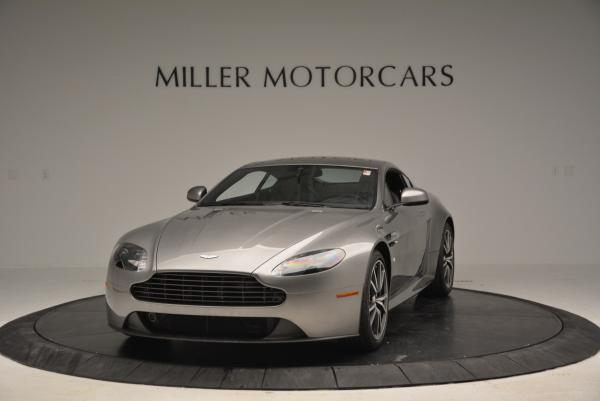 Used 2016 Aston Martin V8 Vantage GT Coupe for sale Sold at Pagani of Greenwich in Greenwich CT 06830 2