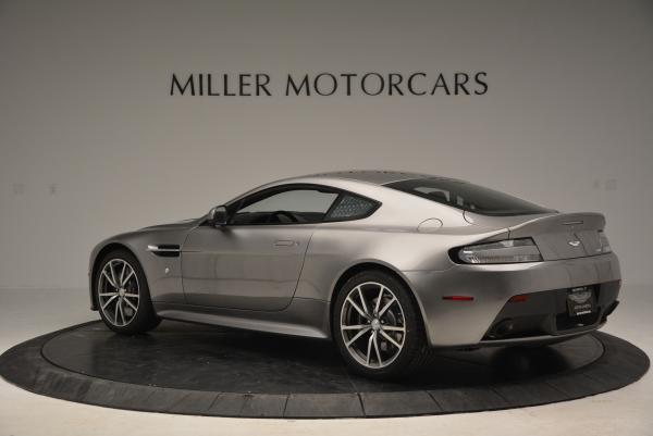 Used 2016 Aston Martin V8 Vantage GT Coupe for sale Sold at Pagani of Greenwich in Greenwich CT 06830 4