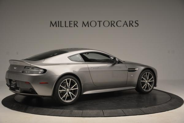 Used 2016 Aston Martin V8 Vantage GT Coupe for sale Sold at Pagani of Greenwich in Greenwich CT 06830 8