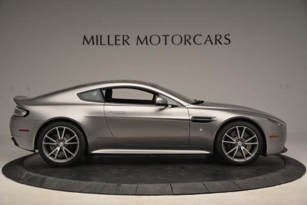 Used 2016 Aston Martin V8 Vantage GT Coupe for sale Sold at Pagani of Greenwich in Greenwich CT 06830 9