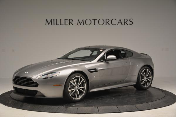 Used 2016 Aston Martin V8 Vantage GT Coupe for sale Sold at Pagani of Greenwich in Greenwich CT 06830 1