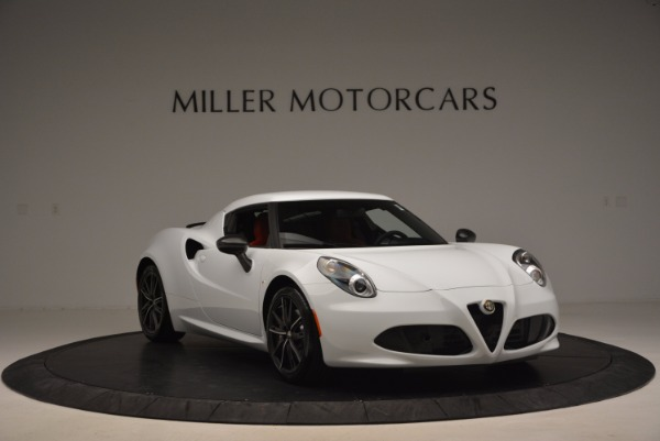 New 2016 Alfa Romeo 4C Coupe for sale Sold at Pagani of Greenwich in Greenwich CT 06830 11