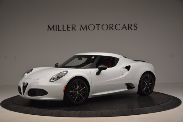 New 2016 Alfa Romeo 4C Coupe for sale Sold at Pagani of Greenwich in Greenwich CT 06830 2