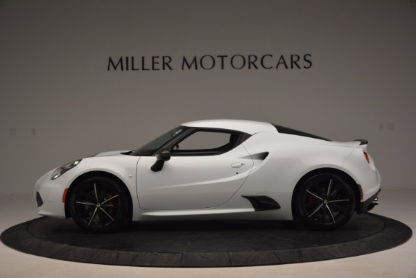 New 2016 Alfa Romeo 4C Coupe for sale Sold at Pagani of Greenwich in Greenwich CT 06830 3
