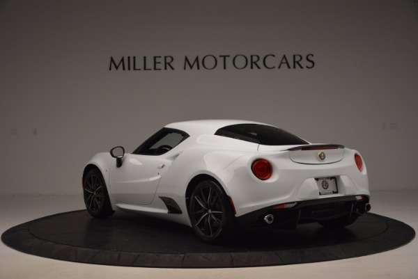 New 2016 Alfa Romeo 4C Coupe for sale Sold at Pagani of Greenwich in Greenwich CT 06830 5