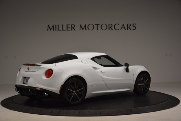 New 2016 Alfa Romeo 4C Coupe for sale Sold at Pagani of Greenwich in Greenwich CT 06830 8