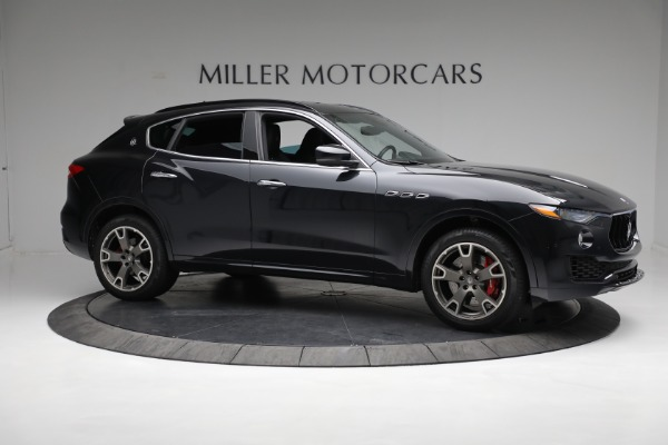 New 2017 Maserati Levante S for sale Sold at Pagani of Greenwich in Greenwich CT 06830 10
