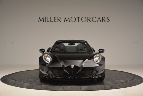New 2016 Alfa Romeo 4C Spider for sale Sold at Pagani of Greenwich in Greenwich CT 06830 12