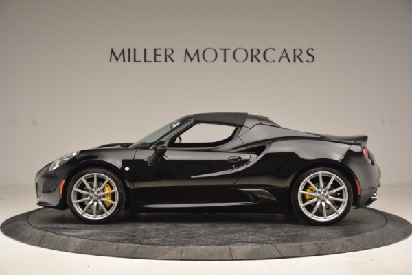 New 2016 Alfa Romeo 4C Spider for sale Sold at Pagani of Greenwich in Greenwich CT 06830 15