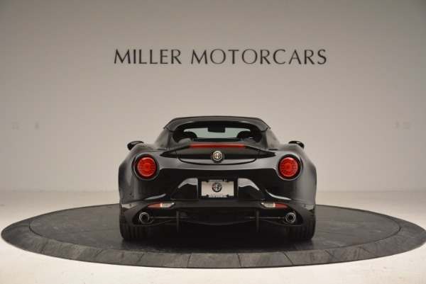 New 2016 Alfa Romeo 4C Spider for sale Sold at Pagani of Greenwich in Greenwich CT 06830 18