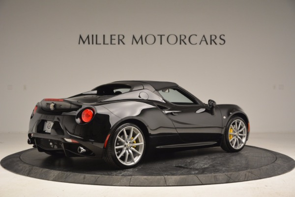 New 2016 Alfa Romeo 4C Spider for sale Sold at Pagani of Greenwich in Greenwich CT 06830 20