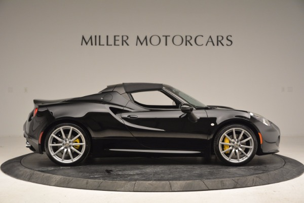 New 2016 Alfa Romeo 4C Spider for sale Sold at Pagani of Greenwich in Greenwich CT 06830 21