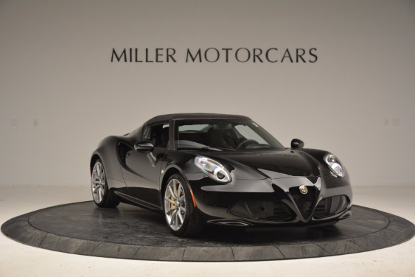 New 2016 Alfa Romeo 4C Spider for sale Sold at Pagani of Greenwich in Greenwich CT 06830 23