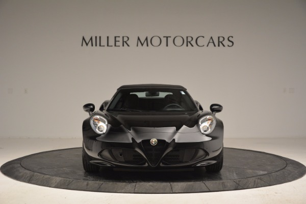 New 2016 Alfa Romeo 4C Spider for sale Sold at Pagani of Greenwich in Greenwich CT 06830 24
