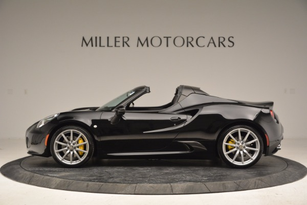 New 2016 Alfa Romeo 4C Spider for sale Sold at Pagani of Greenwich in Greenwich CT 06830 3