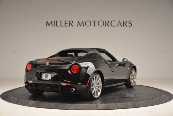 New 2016 Alfa Romeo 4C Spider for sale Sold at Pagani of Greenwich in Greenwich CT 06830 7