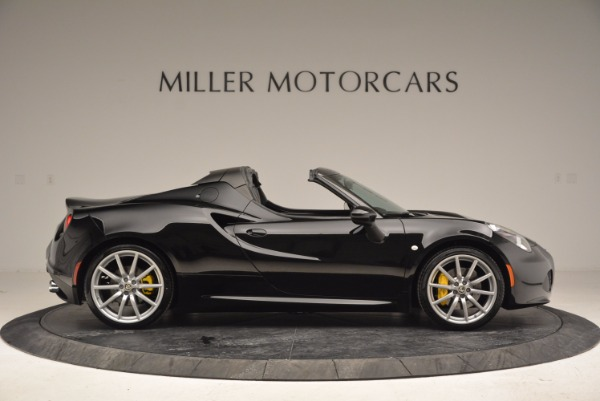 New 2016 Alfa Romeo 4C Spider for sale Sold at Pagani of Greenwich in Greenwich CT 06830 9