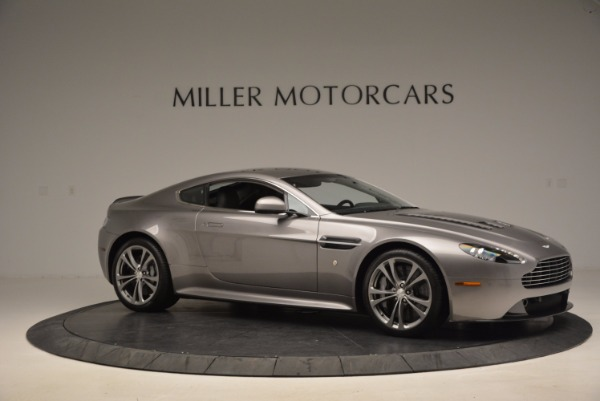 Used 2012 Aston Martin V12 Vantage for sale Sold at Pagani of Greenwich in Greenwich CT 06830 10