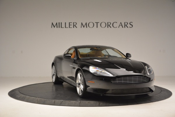 Used 2014 Aston Martin DB9 for sale Sold at Pagani of Greenwich in Greenwich CT 06830 11