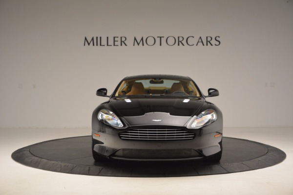 Used 2014 Aston Martin DB9 for sale Sold at Pagani of Greenwich in Greenwich CT 06830 12
