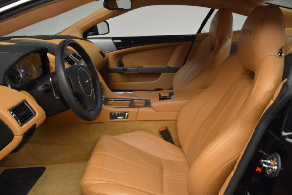 Used 2014 Aston Martin DB9 for sale Sold at Pagani of Greenwich in Greenwich CT 06830 13
