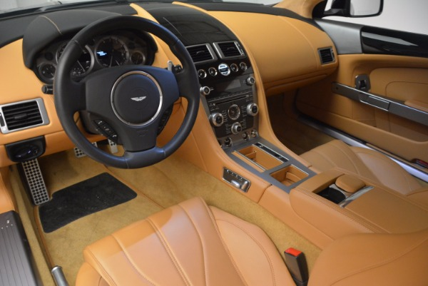 Used 2014 Aston Martin DB9 for sale Sold at Pagani of Greenwich in Greenwich CT 06830 14