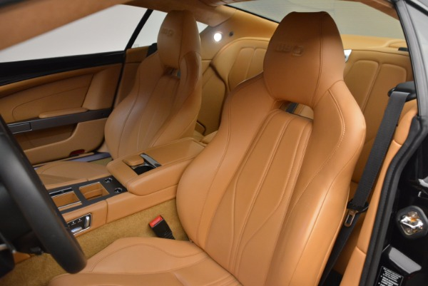 Used 2014 Aston Martin DB9 for sale Sold at Pagani of Greenwich in Greenwich CT 06830 15