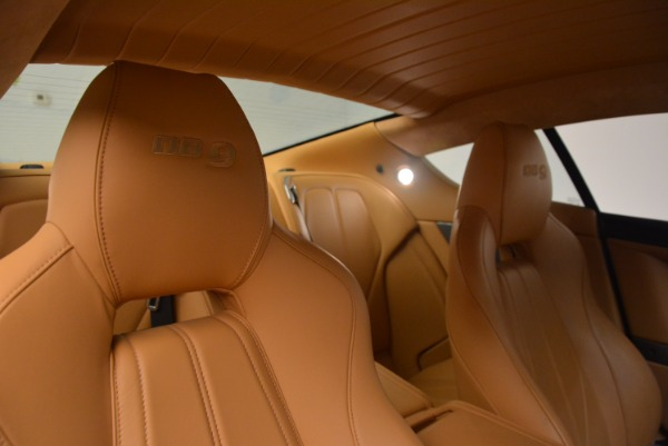 Used 2014 Aston Martin DB9 for sale Sold at Pagani of Greenwich in Greenwich CT 06830 16