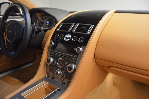 Used 2014 Aston Martin DB9 for sale Sold at Pagani of Greenwich in Greenwich CT 06830 17