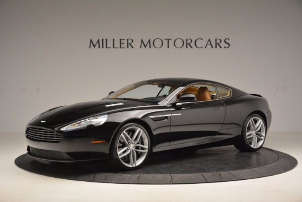 Used 2014 Aston Martin DB9 for sale Sold at Pagani of Greenwich in Greenwich CT 06830 2