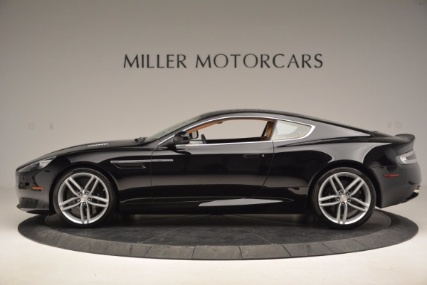 Used 2014 Aston Martin DB9 for sale Sold at Pagani of Greenwich in Greenwich CT 06830 3