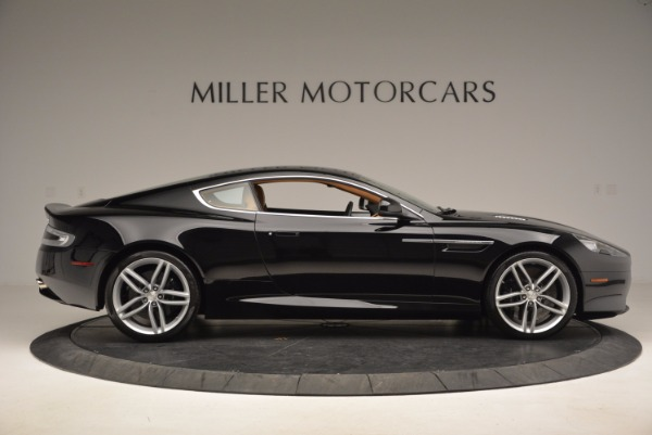 Used 2014 Aston Martin DB9 for sale Sold at Pagani of Greenwich in Greenwich CT 06830 9